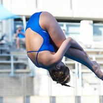 UCLA Diving