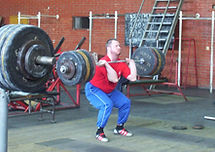 Josh had the opportunity to train in Sofia Bulgaria in Olympic weightlifting.  He met many Olympic and world champions.
