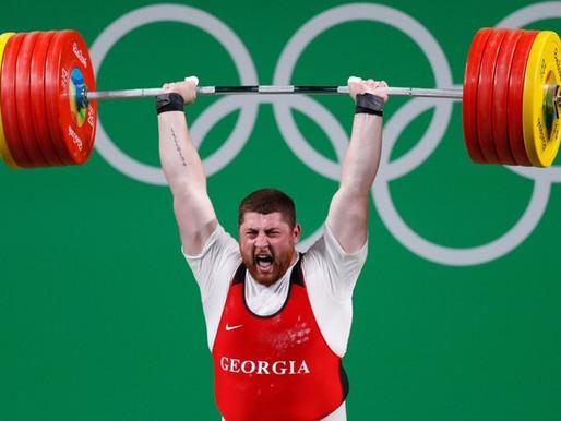 Week of 12/15 weightlifting program week 3