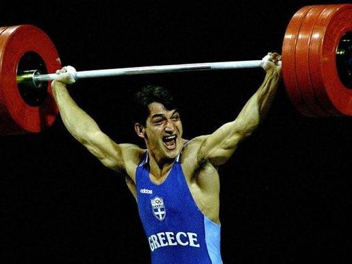 Week of 10/28 weightlifting program week 9