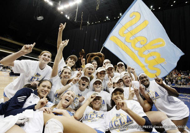 Volleyball National Champs