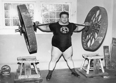 Week of 11/4 weightlifting program week 10