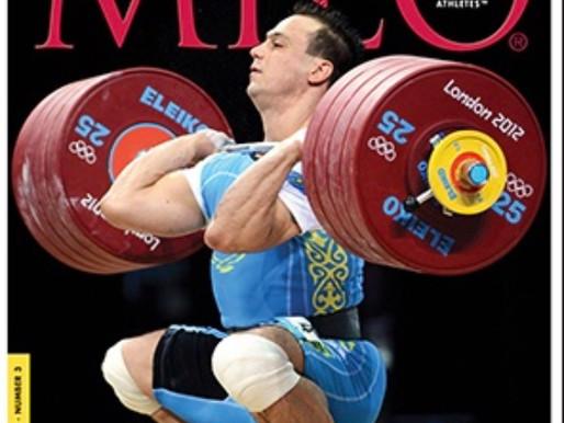 Week of 11/10 weightlifting program week 11