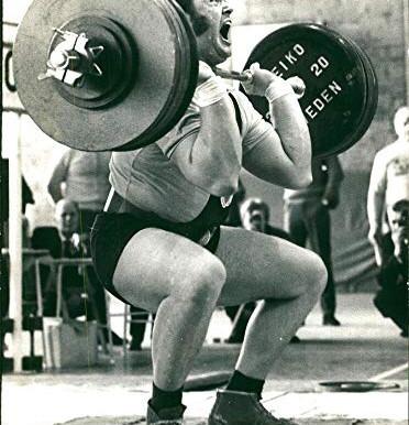 Week of 12/22 weightlifting program week 4