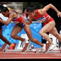 Chinese National Women's Sprint Team