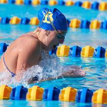 UCLA Women's Swimming