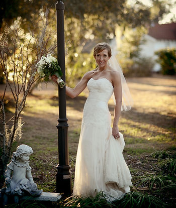 nurse, wedding, lamp, lean, beautiful, bride, pretty, smile, athletic, build, shoulder, muscles, white, gown, dress, veil