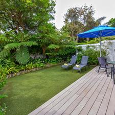Private Garden for Gizmo Suite