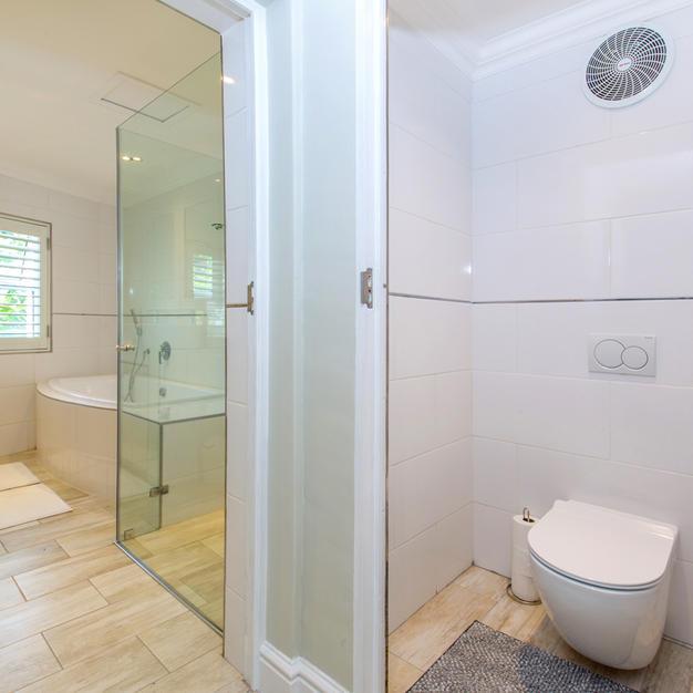 Bonny Bathroom & Seperate Toilet