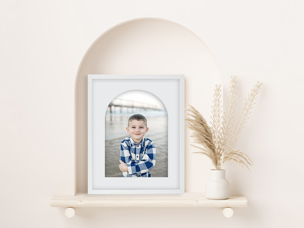 Lifestyle Arch Frames