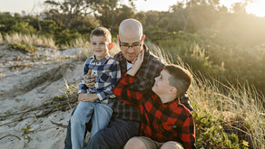 Fathers Day Mini Sessions - Christine Burgess Photography