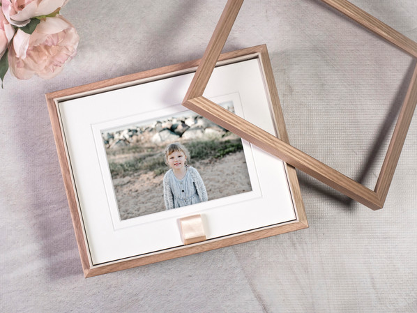 Lifestyle Timber Portrait Box