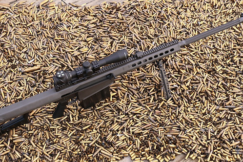 Barrett M82A1 .50 Cal