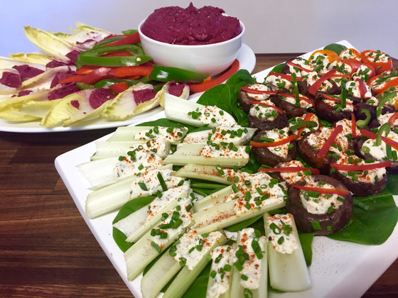Earth Day Appetizers