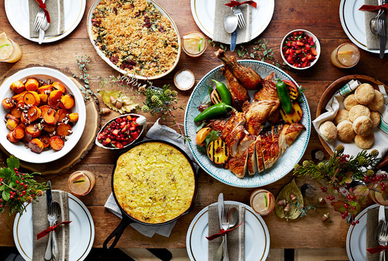Stay Little in the Middle with these Holiday Portion Control Tips