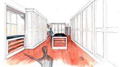 Um closet onde apetece viver