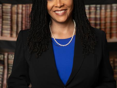 Cassandra Johnson the Lawyer