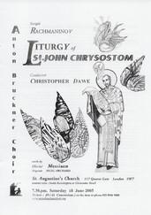 Liturgy of St. John Chrysostom