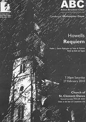 Howells Requiem