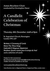 A Candlelit Celebration of Christmas