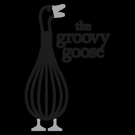 The Groovy Goose logo