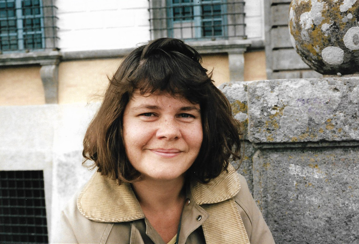 At the British School in Rome, 1995
