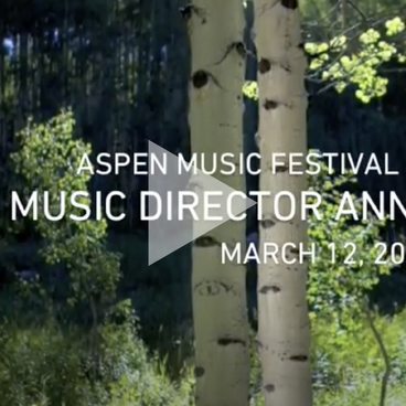Announced as MD at Aspen