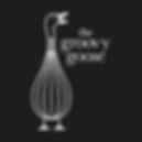 The Groovy Goose_pale grey on black.png