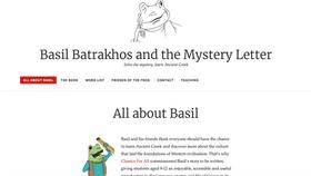 Basil Batrakhos