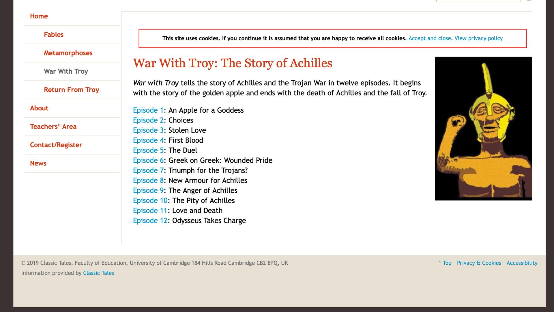 Classical Tales