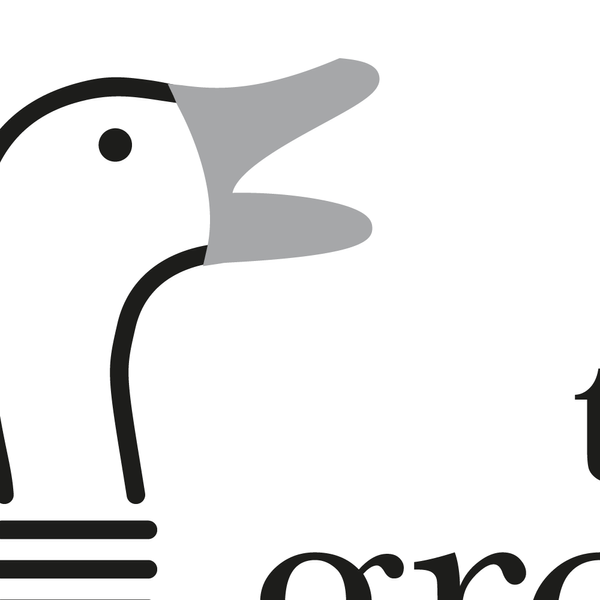 The Groovy Goose logo