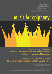 Music for Epiphany