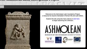 Ashmolean Latin Inscription Project