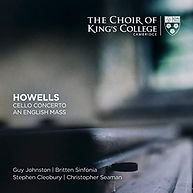 Howells Cello Concerto