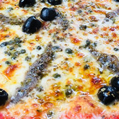 anchovy and olive