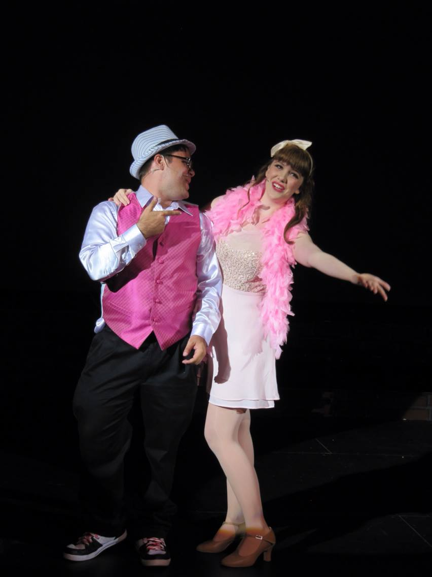 Sharpay & Ryan (Erin & Justin)