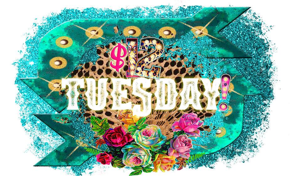 12 Tuesday, Barnyard Gypsy