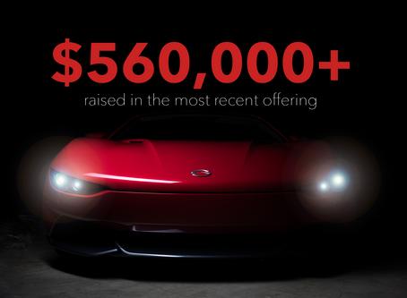 SONDORS Raises $569,413