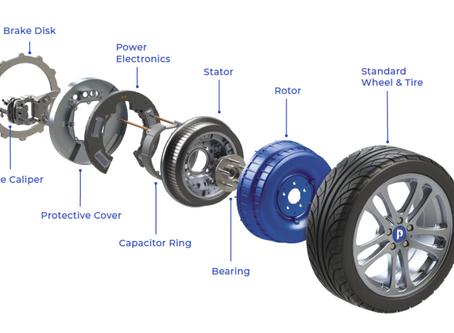 SONDORS Rear Hub Motor