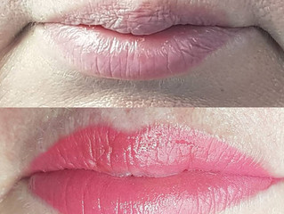 Permanent Lip Blush / Lip Colour / Aquarelle Lips