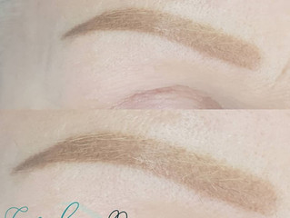 Let's talk about Semi permanent eyebrows!