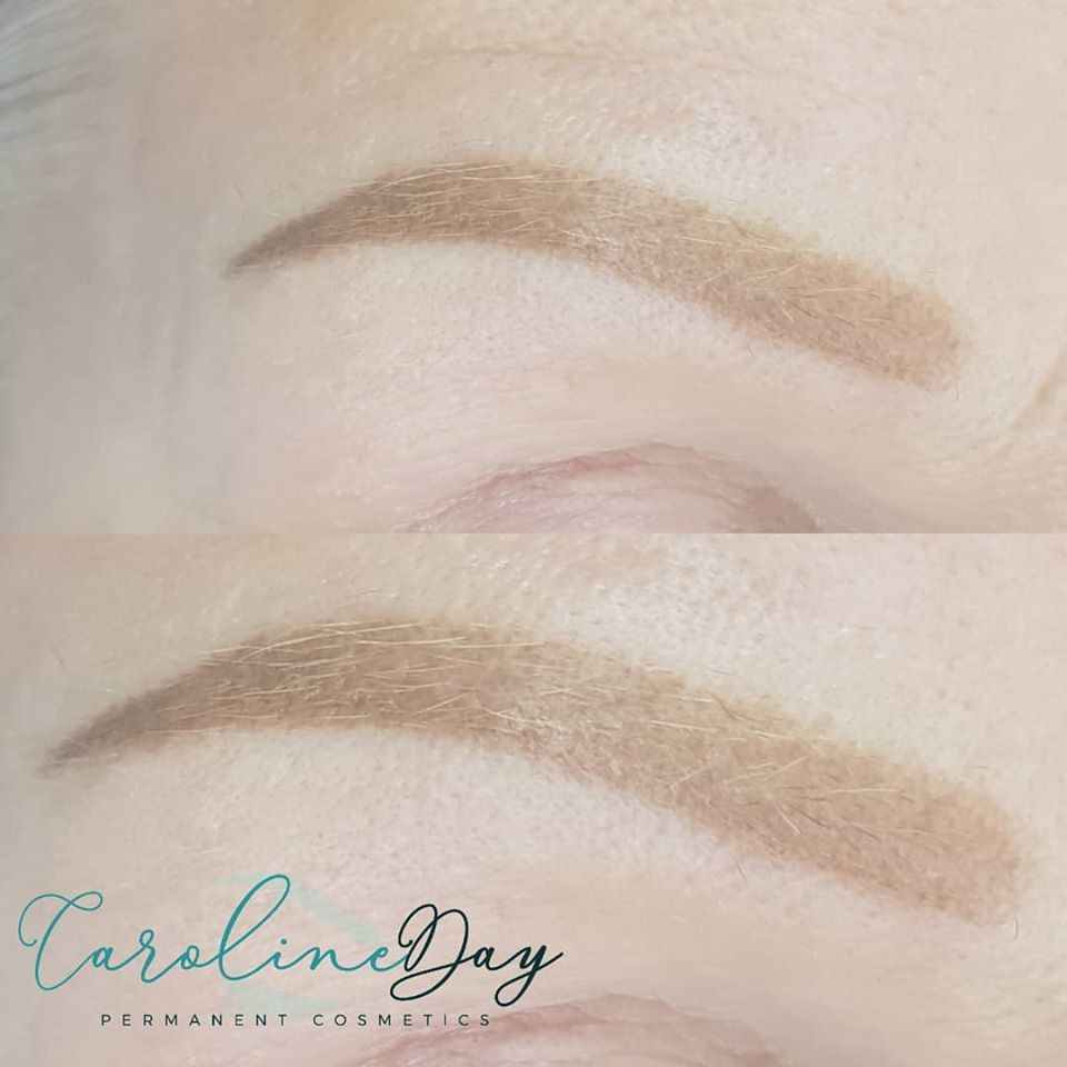 Ombre Eyebrows By Caroline Day