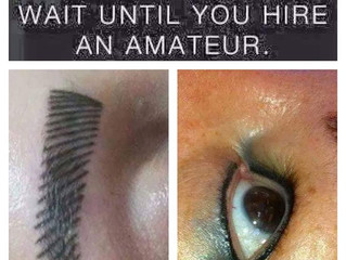 Permanent makeup - who to go to?
