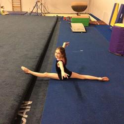 Miss Flexibility 😁