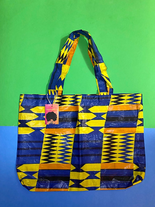 Printed Shopping Tote