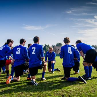 La preparazione mentale per la squadra