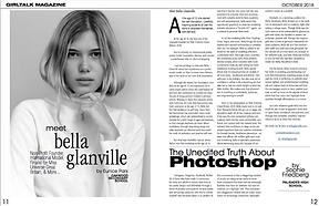 Bella Glanville Girl Talk