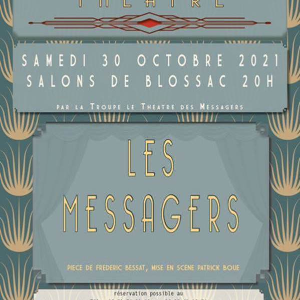 """Théâtre """"Les Messagers"""""""
