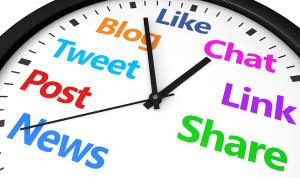 Social Media Half Life