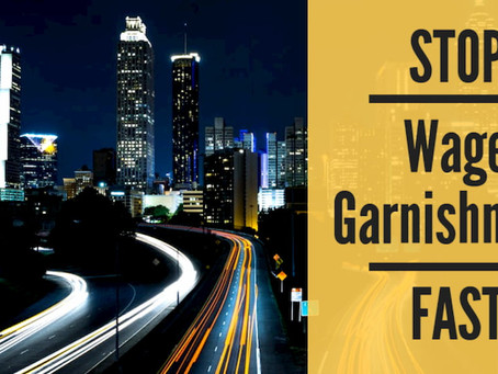 How To Stop Wage Garnishment Fast